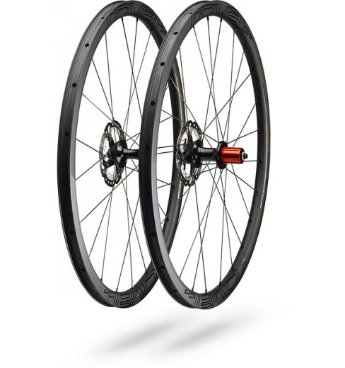 ROVAL CLX 32 Disc road wheelset - 650b