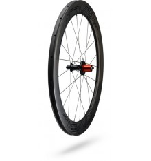 ROVAL CLX 64 tubular rear road wheel - 700C