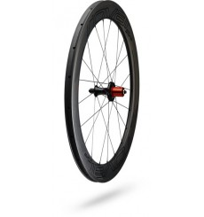 ROVAL CLX 64 tubular rear road wheel - 700C