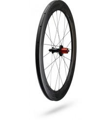ROVAL roue vélo route CLX 64 arrière pour boyau  - 700C
