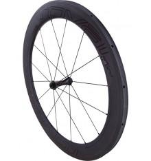 ROVAL CLX 64 tubular front road wheel - 700C
