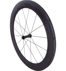 ROVAL roue vélo route CLX 64 avant pour boyau  - 700C