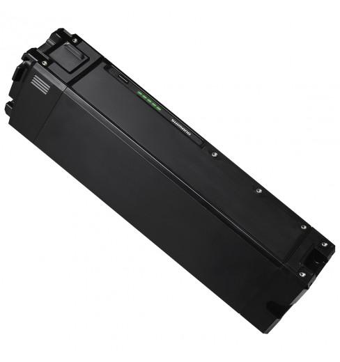 SHIMANO Batterie VAE STEPS E-MTB BT-E8020  pour Tube Diagonal 504 Wh Noire