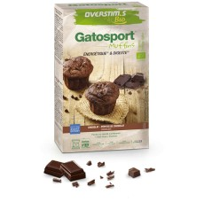 Overstim Muffins bio Gatosport 400 g box