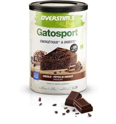 overstims Organic Gatosport 400 g box