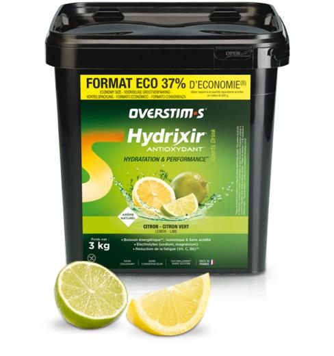 OVERSTIMS Hydrixir antioxydant, sceau de 3 kg