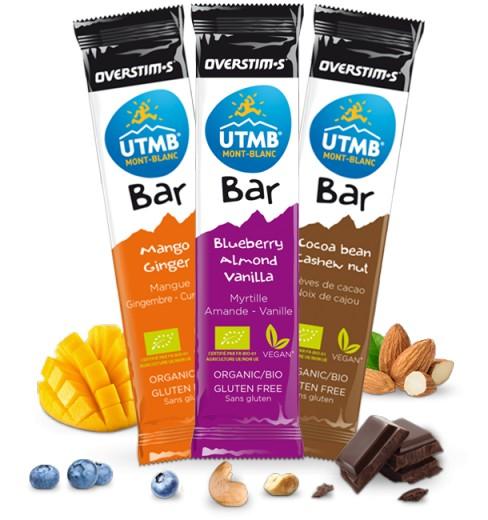 OVERSTIMS UTMB Bar barre énergétique