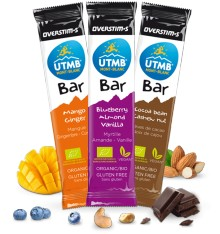 Overstims UTMB Bar 6 bars