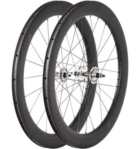 ROVAL paire de roues vélo route CLX 64 Track pour boyau - 700C