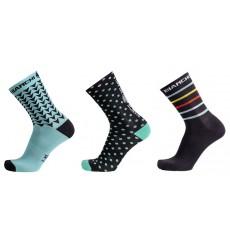 BIANCHI MILANO Maiori cycling socks