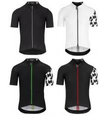 ASSOS EQUIPE RS Aero short sleeve jersey