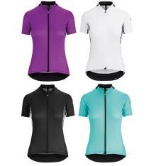 ASSOS UMA GT Evo women's summer short sleeve jersey