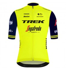 TREK SEGAFREDO Training short sleeve jersey 2020