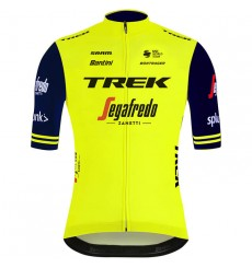 TREK SEGAFREDO Training short sleeve jersey 2020