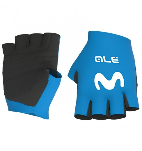 MOVISTAR Race cycling gloves 2020