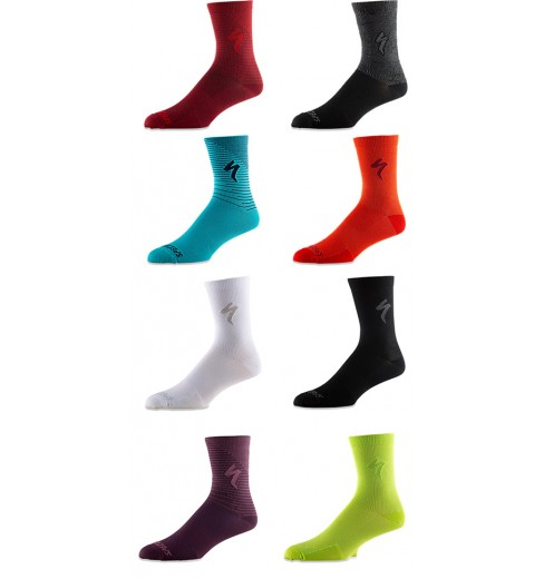 SPECIALIZED Soft Air Tall summer cycling socks