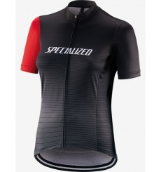 Maillot vélo manches courtes femme SPECIALIZED RBX COMP LOGO TEAM 2020