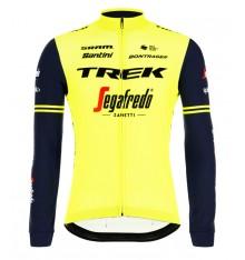 Maillot vélo manches longues Training TREK SEGAFREDO 2021