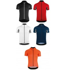ASSOS maillot manches courtes Mille GT