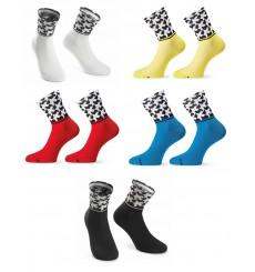 ASSOS chaussettes Monogram Evo 8