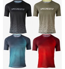 SPECIALIZED Enduro Air MTB short sleeve jersey 2020