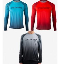 SPECIALIZED maillot vélo VTT manches longues Enduro Air 2020