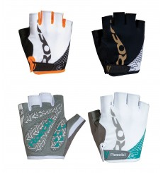 ROECKL summer white women's cycling gloves DORIA