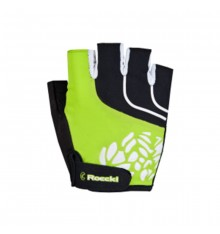 ROECKL summer white women's cycling gloves DOSSENA