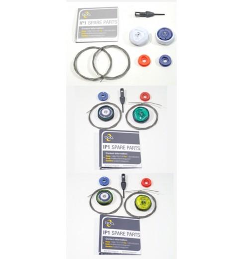SCOTT kit de serrage boucles BOA IP1 droit et gauche