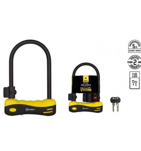 AUVRAY U TITAN 12 lock bike