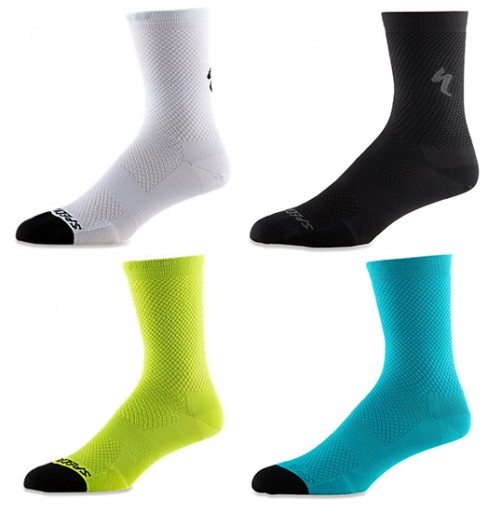 SPECIALIZED Hydrogen Vent Tall summer cycling socks