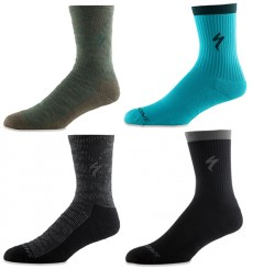 SPECIALIZED Techno Tall MTB socks