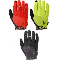 SPECIALIZED Body Geometry Dual-Gel long cycling gloves