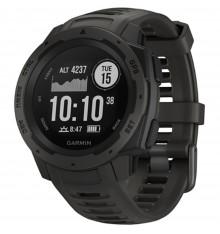 GARMIN INSTINCT Graphique Gray QuickFit 22mm GPS Outdoor Watch