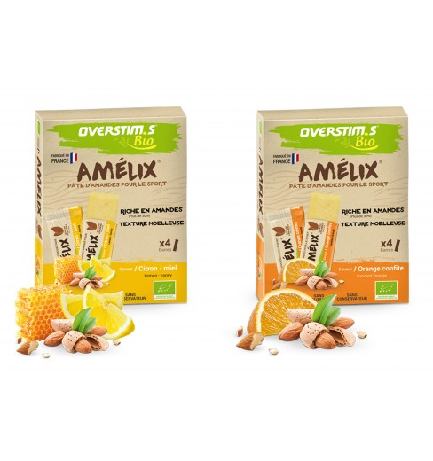 OVERSTIMS Pack of 30 ORGANIC AMELIX