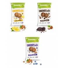 OVERSTIMS ENERGY BALLS Pack of 6 Energy snacks