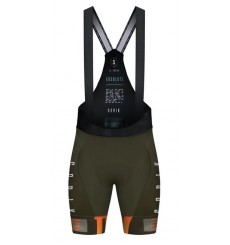 GOBIK Absolute green K10 Factory Team men's bib shorts 2020