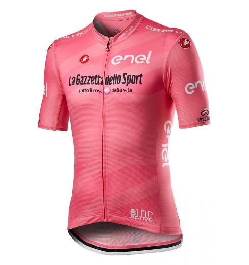 GIRO D'ITALIA Maglia Rosa COMPETIZIONE short sleeve jersey 2020