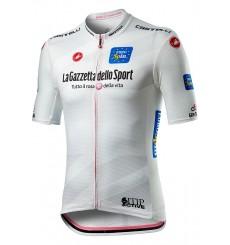 GIRO D'ITALIA Maglia Bianca COMPETIZIONE short sleeve jersey 2020