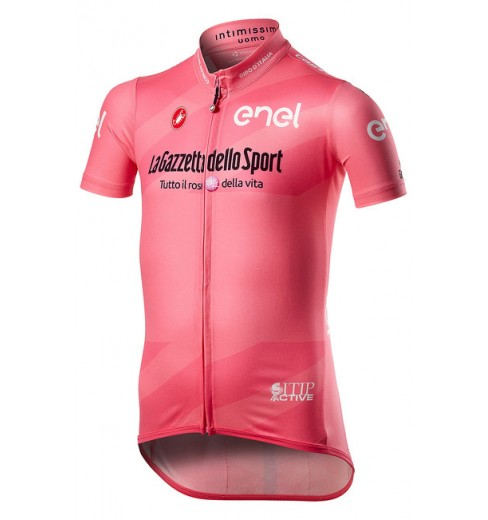 GIRO D'ITALIA kids cycling jersey 2020