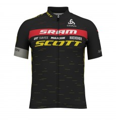 SCOTT-SRAM maillot manches courtes vélo RACING TEAM REP 2020