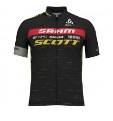 SCOTT-SRAM RACING TEAM REP short sleeves shirt 2020