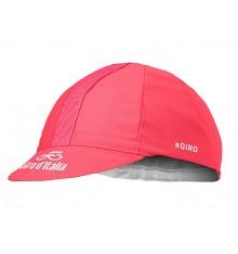 GIRO D'ITALIA pink cotton cap