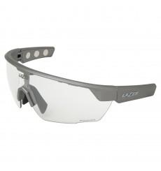 LAZER Magneto 3 M3 Matte Titanium cycling sunglasses