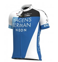HAGENS BERMAN AXEON short sleeve cycling jersey 2020