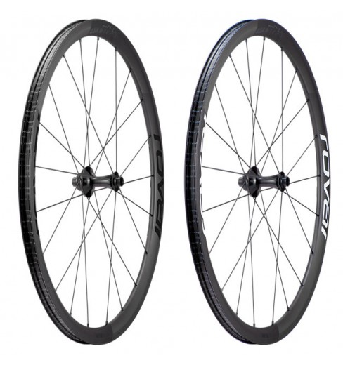 ROVAL Alpinist CLX front road wheel - 700C