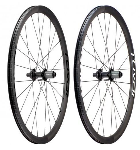 ROVAL Alpinist CLX rear road wheel - 700C