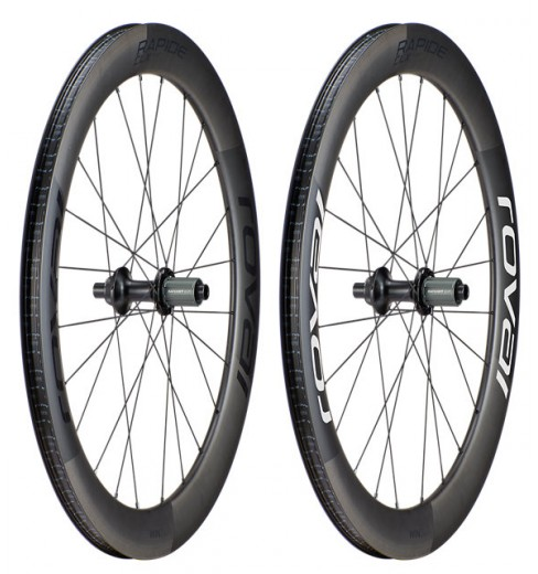 ROVAL Rapide CLX rear road wheel - 700C