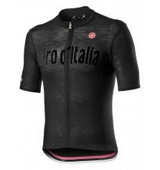 Maillot vélo manches courtes GIRO D'ITALIA Heritage noir 2020