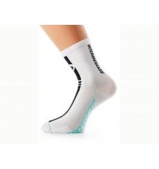 ASSOS Intermediate white socks